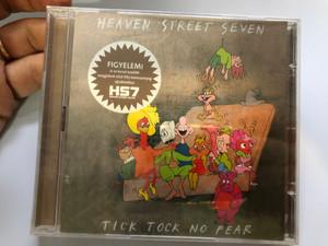 Heaven Street Seven – Tick Tock No Fear / 1G Records Audio CD / 1G 20051121-2
