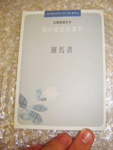 Romans / Recovery Version / Chinese Simplified Character Edition