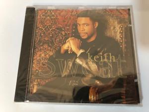 Keith Sweat / Marvelous Enterprises Audio CD 1996 / 7559-61707-2