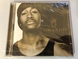 Omarion – O / Epic Audio CD + DVD CD 2005 / 520084 3