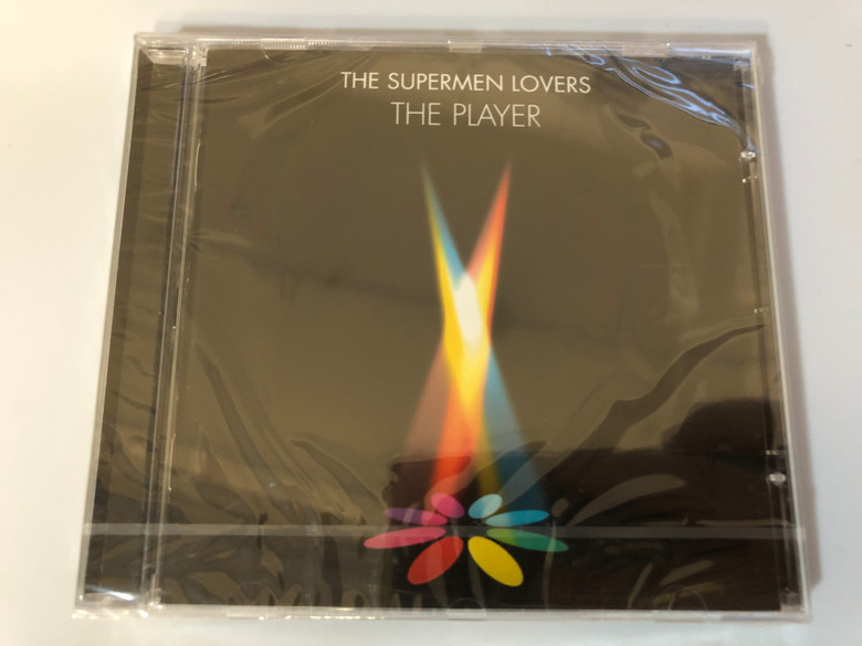 The Supermen Lovers ‎– The Player / BMG ‎Audio CD 2002 / 74321 88250 2