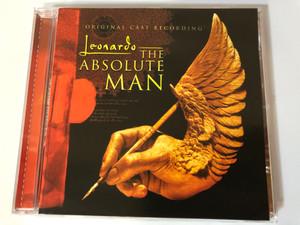 Leonardo - The Absolute Man / Original Cast Recording / Magna Carta Audio CD 2001 / MAX-9029-2