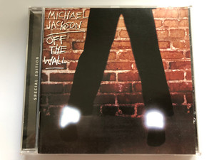 Michael Jackson – Off The Wall / Special Edition / Epic Audio CD 2001 / 504421 2