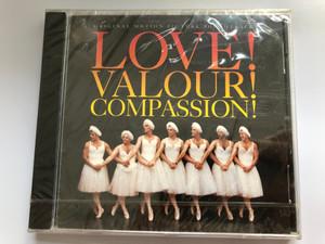 Love! Valour! Compassion! (Original Motion Picture Soundtrack) / London Records Audio CD 1997 / 455 644-2
