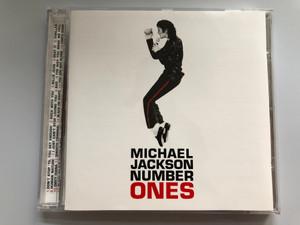 Michael Jackson – Number Ones / Epic Audio CD 2003 / 2 513800