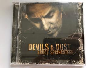 Devils & Dust - Bruce Springsteen / Columbia Audio CD + DVD CD 2005 / 520000 2
