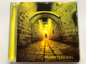 Sabbathsong / Makkabi Audio CD / Makkabi001