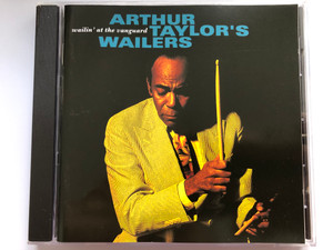 Arthur Taylor's Wailers – Wailin' At The Vanguard / Verve Records Audio CD 1993 / 519 677-2