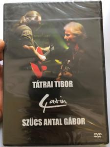 Tátrai Tibor & Szűcs Antal Gábor - Latin IV. DVD 2007 / Directed by Gyenes Gábor / Hugi-Boogie Produkció 732-1 / Featuring Horváth Kornél, Pintér Tibor (5999545587327)