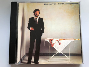 Eric Clapton – Money And Cigarettes / Warner Bros. Records Audio CD / 7599-23773-2