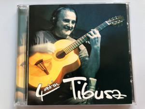 Tibusz – 4 Latin / Audio CD 2007 / bh-010 / Tátrai Tibor