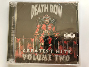 Death Row - Greatest Hits Volume Two / Altered Ego 2x Audio CD 2003 / PDR2005