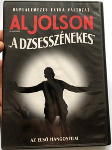 The Jazz Singer DVD 1927 A dzsesszénekes / Directed by Alan Crosland / Starring: Al Jolson, May McAvoy, Warner Oland, Yossele Rosenblatt / The First BW sound motion picture (5999048915924)