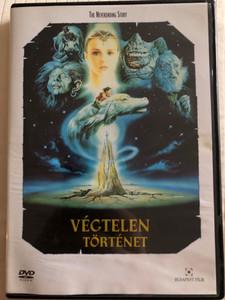 The Neverending Story DVD 1984 Végtelen Történet / Directed by Wolfgang Petersen / Starring: Noah Hathaway, Barret Oliver, Tami Stronach (5999544249301)
