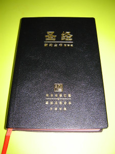 Chinese New Testament with Pslams and Proverbs / 2 VERSIONS Paralell: