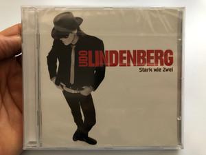 Udo Lindenberg – Stark Wie Zwei / Starwatch Music Audio CD 2008 / 5051442-7704-2-1