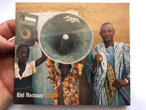 Afel Bocoum ‎– Alkibar / World Circuit Audio CD 1999 / WCD 053