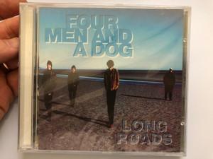 Four Men And A Dog – Long Roads / Transatlantic Records Audio CD 1996 / TRA CD 223