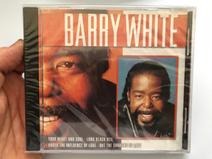 Barry White / Your Heart And Soul, Long Black Veil, Under The Infuence Of Love, Out Of The Shadows Of Love / Forever Gold Audio CD 2001 / FG110