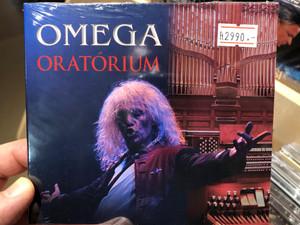 Omega – Oratórium CD 2013 / Produced by Kóbor János, Trunkos András / Les Preludes - Nyitány, Hajnal A Város Felett , Egy Életre Szól / MegA Multimedia (5998311300320)