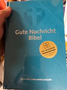 Gute Nachricht Bibel - German Good News Bible / Today's German Version / Green Hardcover / Popular translation in contemporary German / Deutsche Bibel Gesellschaft 1614 (9783438016140)