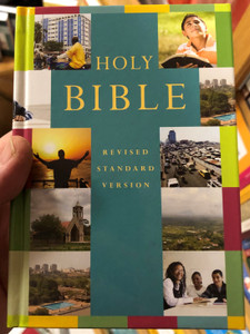 Holy Bible - Revised Standard Version - RSV - english / RSV043 / Readable and Literally accurate modern English Translation / Hardcover (9783438081179)