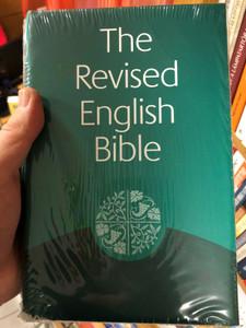 The Revised English Bible - Ecumenical Holy Bible - contemporary English - Gender-inclusive language - British text / Cambridge University Press / Hardcover (9783438081117)