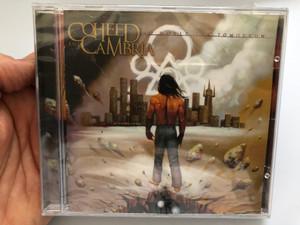 Coheed And Cambria – No World For Tomorrow / Columbia Audio CD 2007 / 88697184062