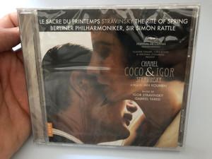 Claudie Ossard, Chris Bolzli & Veronika Zonabend Present - Coco Chanel & Igor Stravinsky - A Film By Jan Kounen / Music by Igor Stravinsky, Gabriel Yared / Naïve Audio CD 2009 / V 5223