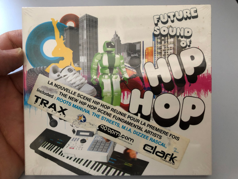 Future Sound Of Hip Hop / Included: Roots Manuva, The Streets, M.I.A., Dizzee Rascal / Wagram Music Audio CD 2005 / 3108122