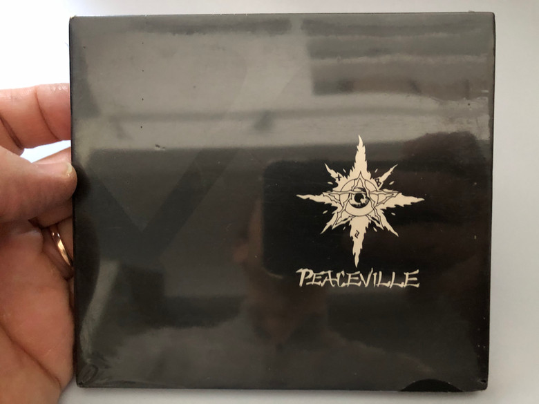 Peaceville / Peaceville Audio CD 1998 / CDVILE 77