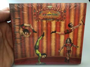 Intim Torna Illegál – Cirkusz / Tom-Tom Records Audio CD 2010 / TTCD 149