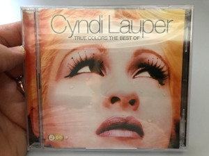 Cyndi Lauper – True Colors - The Best Of / Camden Deluxe 2x Audio CD 2009 / 88697536562