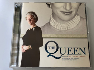 The Queen / Music by Alexandre Desplat, Peformed by The London Symphony Orchestra ‎/ Milan Audio CD 2006 / 399 050-2