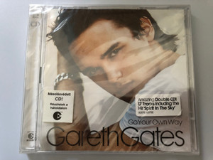 Go Your Own Way - Gareth Gates ‎/ Amazing Double CD! 17 Tracks Including The Hit 'Spirit In The Sky' / BMG UK & Ireland ‎2x Audio CD 2003 / 82876 563732 (9)