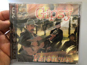 Gipsy - Favourites / Double Gold 2x  Audio CD / 1701992