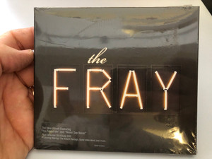 The Fray / The New Album Featuring 'You Found Me' and 'Never Say Never'. Plus Exclusive 30-minute DVD, Featuring Making-The-Album footage, band interviews and more. / Epic ‎Audio CD + DVD / 88697 45365 2