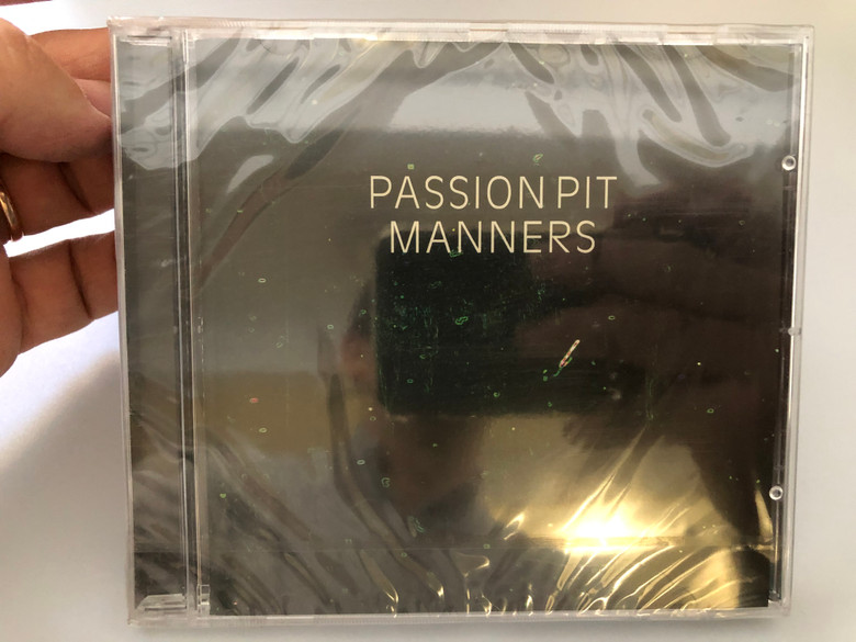 Passion Pit – Manners / Columbia Audio CD 2009 / 88697438862