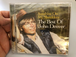 Sunshine On My Shoulders / The Best Of John Denver / Sony Music ‎2x Audio CD 2009 / 88697536592