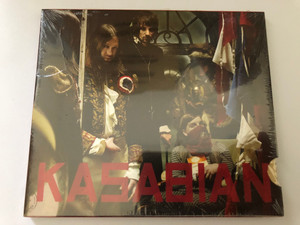 Kasabian ‎– West Ryder Pauper Lunatic Asylum / Columbia ‎Audio CD 2009 / PARADISE62