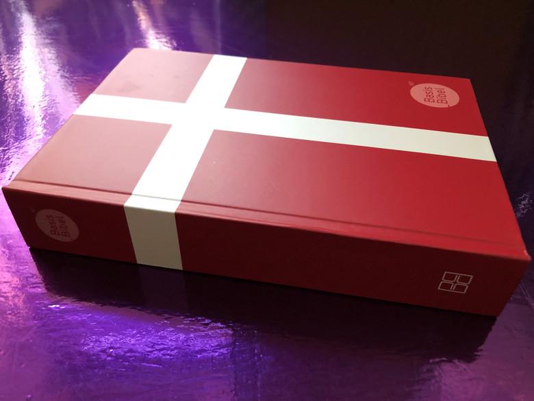 Basis Bibel Rot - Red / German Language New Testament / German Bible Society 2012 / Hardcover / Das Neue Testament (9783438009739)