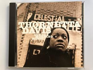 Thornetta Davis – Sunday Morning Music / Sub Pop Audio CD 1996 / SPCD 324