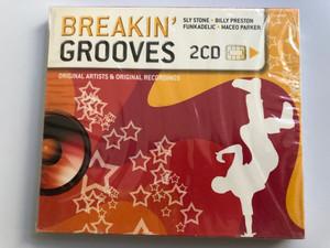 Breakin' Grooves / Sly Stone, Billy Preston, Funkadelic, Maceo Parker / Original Artists & Original Recordings / Disky 2x Audio CD 2006 / DO 903823
