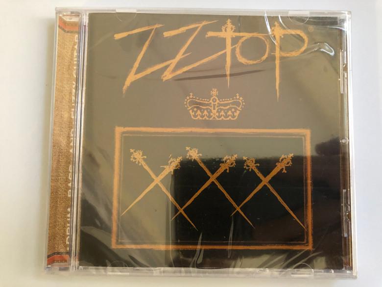 ZZ Top – XXX / RCA Audio CD 1999 / 74321 69372 2