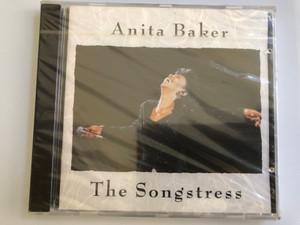 Anita Baker – The Songstress / Elektra Audio CD 1991 / 7559-61116-2