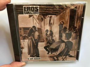 Eros Ramazzotti - In Certi Momenti / DDD Audio CD 1987 / 258 741