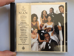 The Best Man: Music From The Motion Picture / Maxwell, Lauryn Hill And Bob Marley, The Roots Featuring Jaguar Wright, Beyoncé And Marc Nelson, Ginuwine, RL, Tyrese, Case, Faith Evans, Eric Benét / Columbia Audio CD 1999 / 494936 2