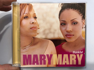 Thankful - Mary Mary / Columbia Audio CD 2000 / COL 497985 2