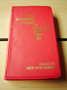 Tagalog New Testament / Catholic Aproved Tagalog Popular Version