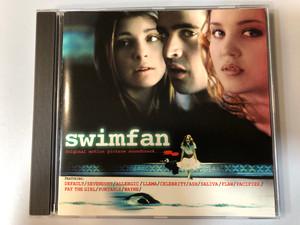 Swimfan (Original Motion Picture Soundtrack) / Featuring: Default, Sevendust, Allergic, Llama, Celebrity, Ash, Saliva, Flaw, Pacifier, Pay The Girl, Portable, Wayne / Island Records Audio CD 2002 / CID 8123